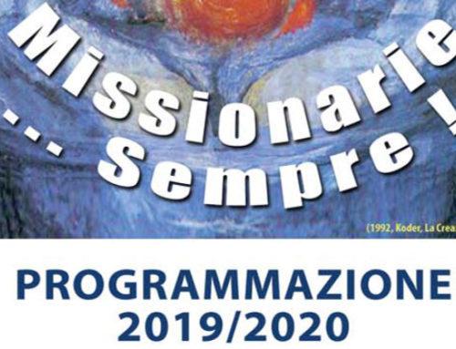 Programmazione 2019-2020