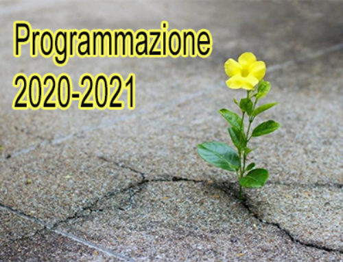 Programmazione 2020-2021