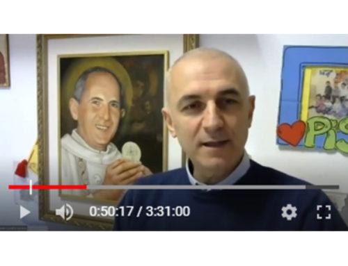Video – Giornata formativa Juniores – 14 febbraio 2021